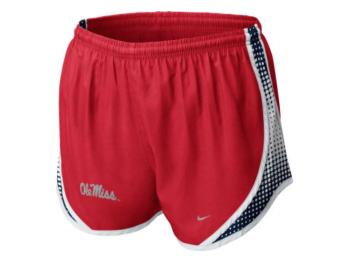 Mississippi Rebels Nike NCAA Womens Seasonal Tempo Short