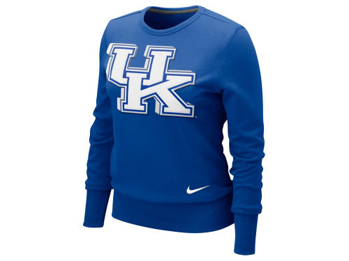 Kentucky Wildcats Nike NCAA Womens Crew Fleece