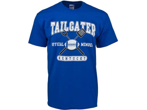 Kentucky Wildcats NCAA Tailgater T-Shirt