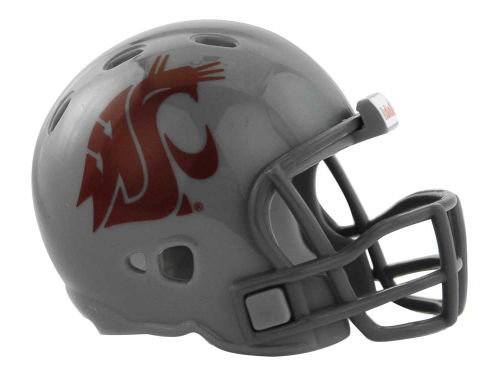 Washington State Cougars Riddell NCAA Pocket Pro Helmets