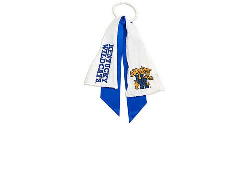 Kentucky Wildcats Little Earth Ponytail Holder