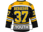 Boston Bruins Patrice Bergeron Reebok NHL Youth Replica Player Jersey Jerseys