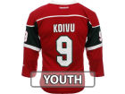 Minnesota Wild Mikko Koivu Reebok NHL Youth Replica Player Jersey Jerseys