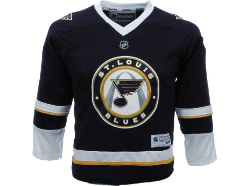 St. Louis Blues Reebok NHL Kids Replica Jersey