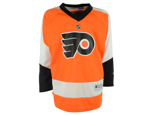 Philadelphia Flyers Outerstuff NHL Youth Replica Jersey