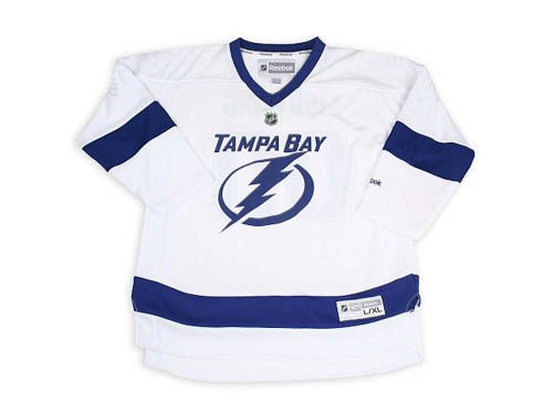 Tampa Bay Lightning Outerstuff NHL Youth Replica Jersey