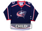 Columbus Blue Jackets Reebok NHL Kids Replica Jersey Jerseys