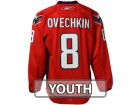 Washington Capitals Alexander Ovechkin Outerstuff NHL Premier Player Jersey Jerseys