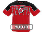 New Jersey Devils Outerstuff NHL Youth Neutral Zone T-Shirt T-Shirts