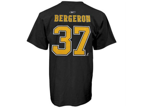 Boston Bruins Patrice Bergeron Outerstuff NHL Player T-Shirt