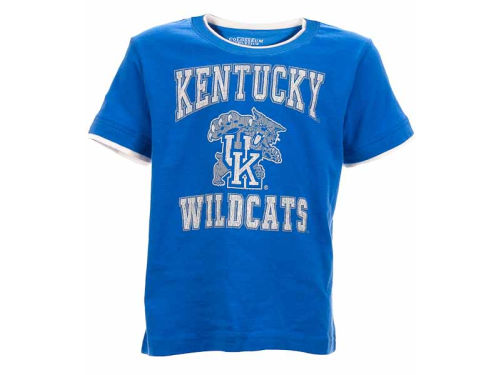 Kentucky Wildcats Colosseum NCAA Kids Rolling T-Shirt