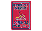 St. Louis Cardinals Parking Sign Home Office & School Supplies