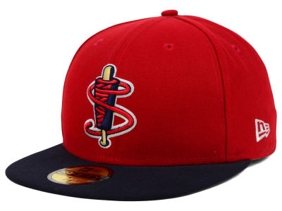 Lowell Spinners MiLB AC 59FIFTY Cap Hats