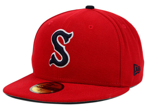 Salem Red Sox New Era MiLB AC 59FIFTY Cap Hats
