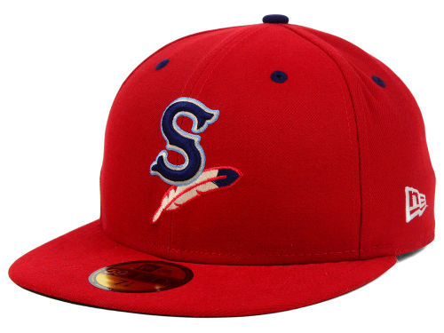 Spokane Indians New Era MiLB AC 59FIFTY Cap Hats