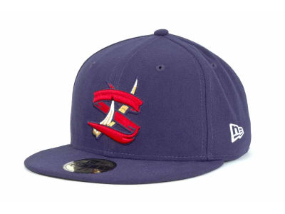 State College Spikes MiLB AC 59FIFTY Cap Hats