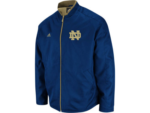 Notre Dame Fighting Irish adidas NCAA Tip Off Mid Weight Jacket