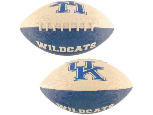 Kentucky Wildcats NCAA Rubber Mini Football