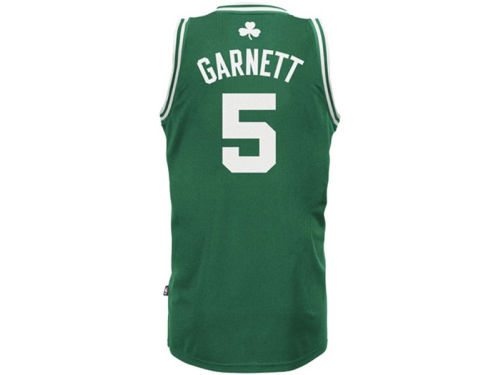 Boston Celtics Kevin Garnett Outerstuff NBA Revolution 30 Swingman Jersey