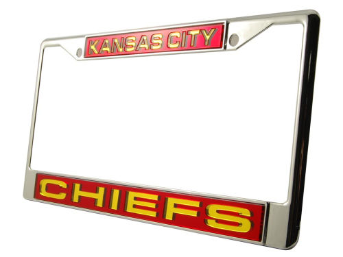 Kansas City Chiefs Rico Industries Laser Frame Rico