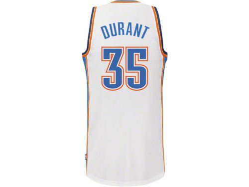 Oklahoma City Thunder Kevin Durant Outerstuff NBA Revolution 30 Swingman Jersey