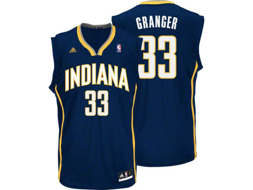 Indiana Pacers Danny Granger Outerstuff NBA Revolution 30 Swingman Jersey