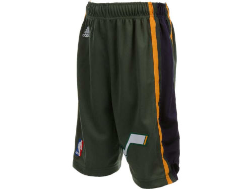 Utah Jazz Outerstuff NBA Youth Swingman Shorts