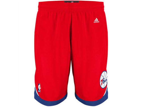 Philadelphia 76ers Outerstuff NBA Youth Swingman Shorts