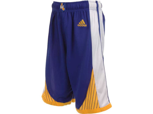 Golden State Warriors Outerstuff NBA Youth Swingman Shorts