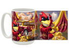 Iowa State Cyclones 15oz Tailgate Mug Kitchen & Bar