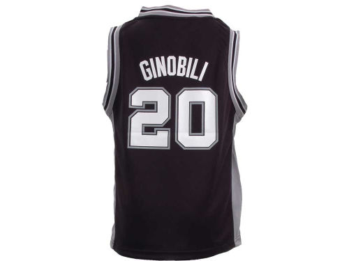 San Antonio Spurs Manu Ginobili adidas NBA Kids Replica Jerseys