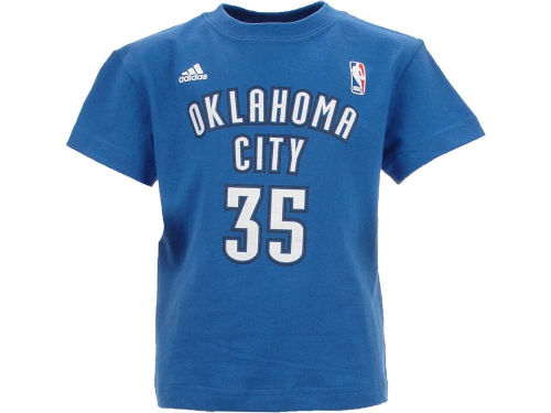 Oklahoma City Thunder Kevin Durant Outerstuff NBA Kids Player T-Shirt