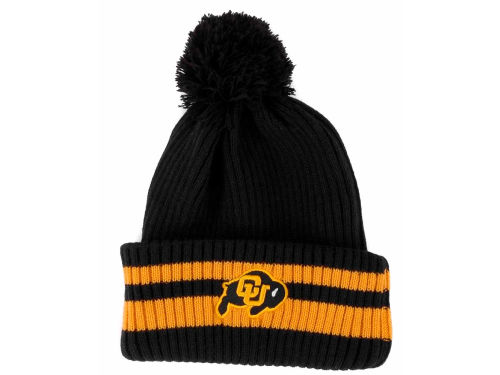 Colorado Buffaloes Top of the World NCAA Cold Call Knit Hats