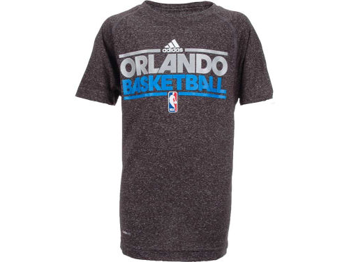 Orlando Magic Outerstuff NBA Youth Heathered Practice T-Shirt