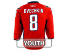 Washington Capitals Alexander Ovechkin Reebok NHL CN Youth Replica Player Jersey Jerseys
