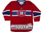 Montreal Canadiens Reebok NHL CN Youth Replica Jersey Jerseys