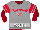 Detroit Red Wings Outerstuff NHL CN Youth 3-in-1 Option T-Shirt T-Shirts