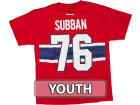 Montreal Canadiens PK Subban Outerstuff Canada NHL CN Youth Player T-Shirt T-Shirts