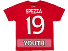Ottawa Senators Jason Spezza Outerstuff Canada NHL CN Youth Player T-Shirt T-Shirts