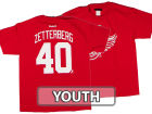 Detroit Red Wings Henrik Zetterberg Outerstuff Canada NHL CN Youth Player T-Shirt T-Shirts