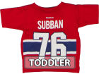 Montreal Canadiens PK Subban Outerstuff Canada NHL CN Toddler Player T-Shirt T-Shirts