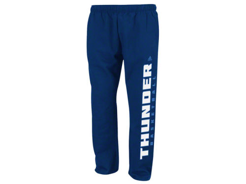Oklahoma City Thunder Outerstuff NBA Youth Fleece Pants