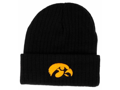 Iowa Hawkeyes Top of the World NCAA Campus Cuff Knit Hats