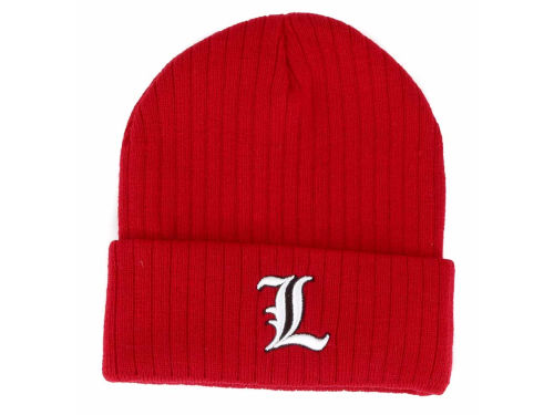Louisville Cardinals Top of the World NCAA Campus Cuff Knit Hats