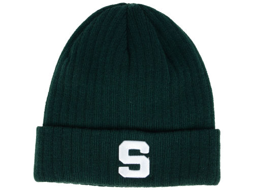 Michigan State Spartans Top of the World NCAA Campus Cuff Knit Hats