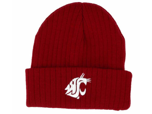 Washington State Cougars Top of the World NCAA Campus Cuff Knit Hats