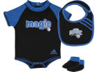 Orlando Magic Outerstuff Newborn Bib & Bootie Set Infant Apparel