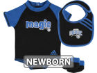 Orlando Magic Outerstuff NBA Newborn Bodysuit Bib Bootie Set Infant Apparel