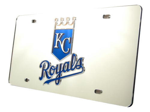 Kansas City Royals Rico Industries Acrylic Laser Tag