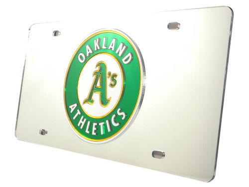Oakland Athletics Rico Industries Acrylic Laser Tag